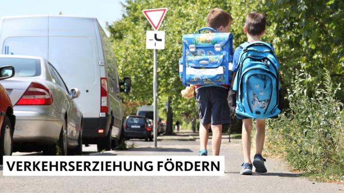 CDU und Grüne wollen Verkehrserziehung fördern
