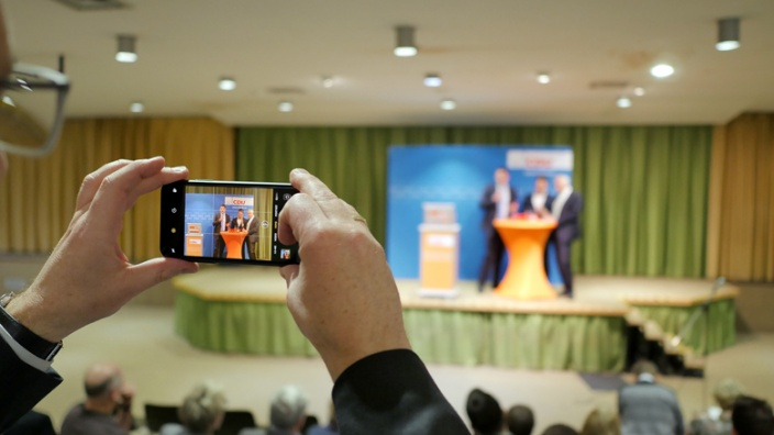 Lokalkonferenz in Burscheid