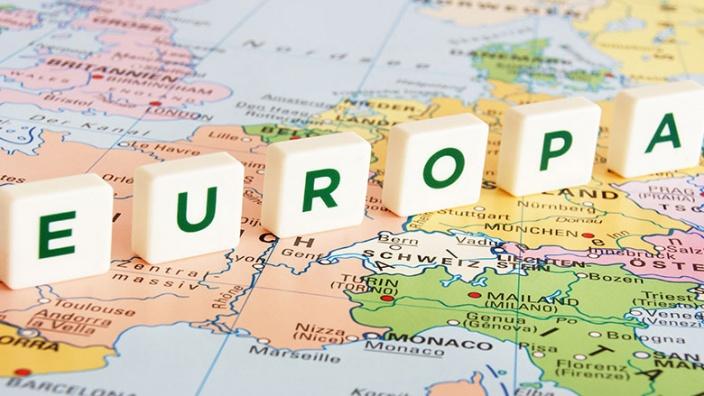 Deine Zukunft. Europa!