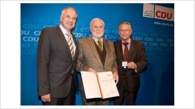 Rainer Deppe MdL, Rudolf Preuß, Holger Müller MdL