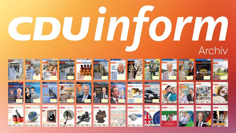 CDUinform - Archiv