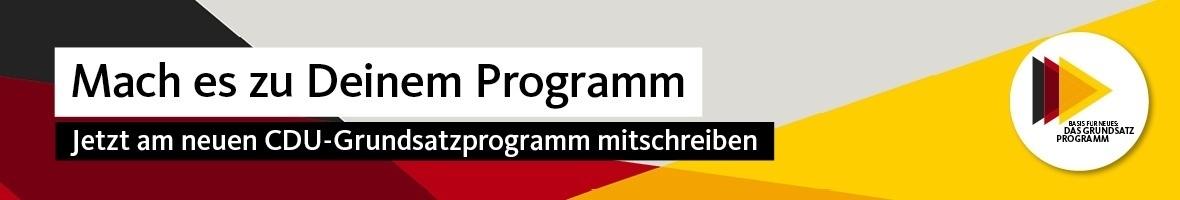 Antwortphase Grundsatzprogramm