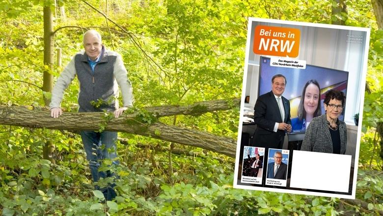 Rainer Deppe in Bei uns in NRW 12/2020
