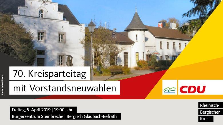 70. Kreisparteitag 2019