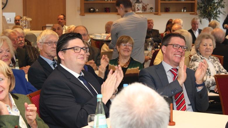Christian Buchen und Stephan Santelmann