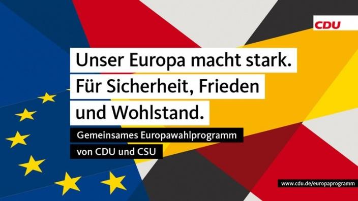 Unser Europa Stark machen