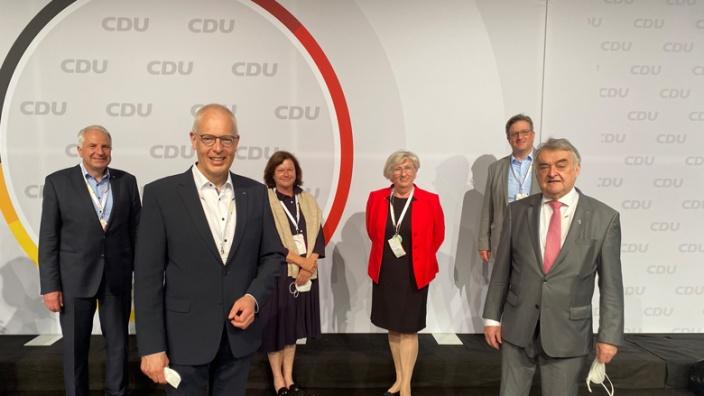 Landesvertreterversammlung zur Bundestagswahl 2021