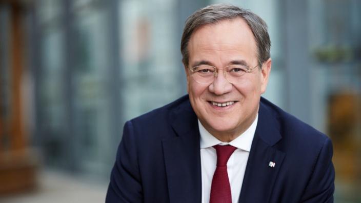 Armin Laschet // Foto: CDU/Laurence Chaperon