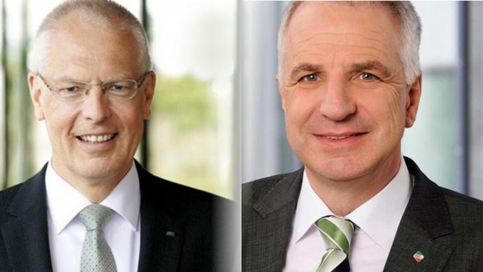 Dr. Hermann-Josef Tebroke MdB und Rainer Deppe MdL