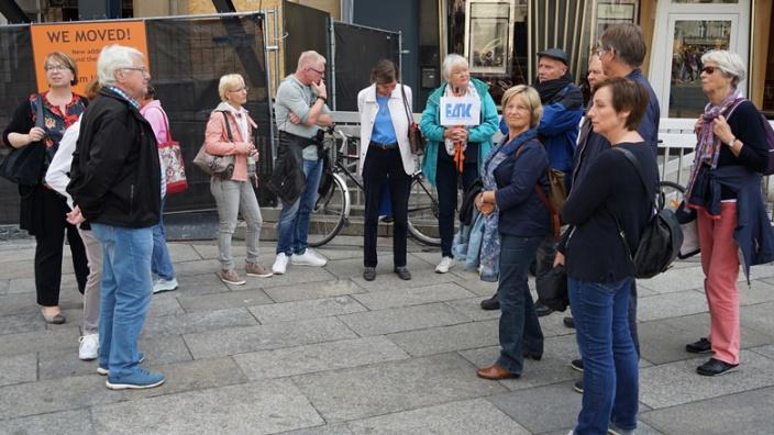EAK besucht das evangelische Köln