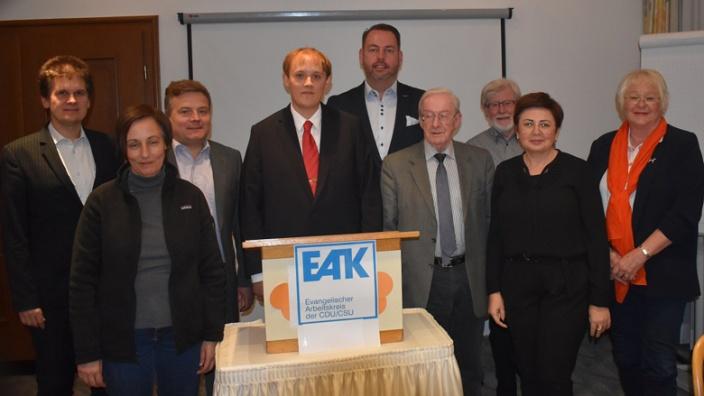 Neuer EAK-Bezirksvorstand