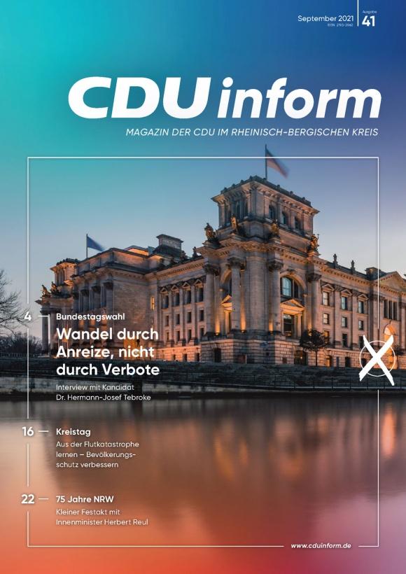 CDUinform #41